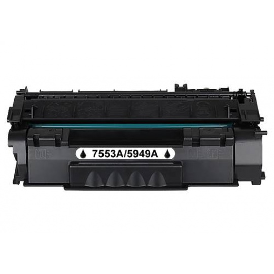 HP Q5949A, černý (HP 49A) - kompatibilní toner - 3000 stran