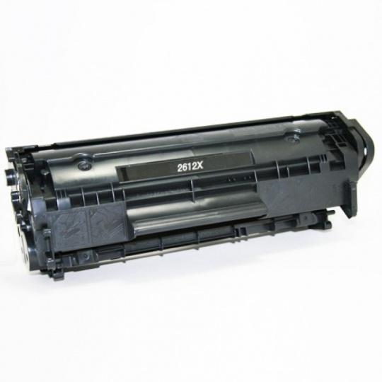 Q2612X / Canon FX-10/Canon 703 (HP 12A) ,  kompatibilni toner -  3000 stran