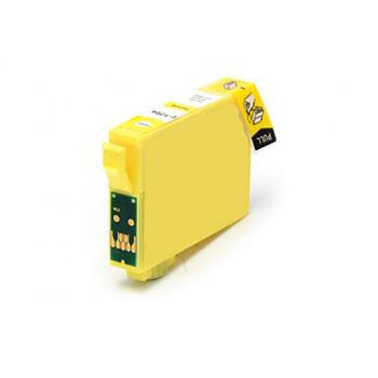 Epson T1284, žlutá  - kompatibilní inkoustová kazeta