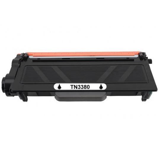 Brother TN 3380, černý - kompatibilní toner 8000 stran