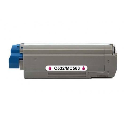 OKI C532/C542/MC563/MC573, kompatibilní toner - 6000 stran