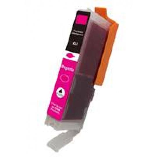Canon CLI-551M, purpurová - kompatibilní inkoustová kazeta - 11ml