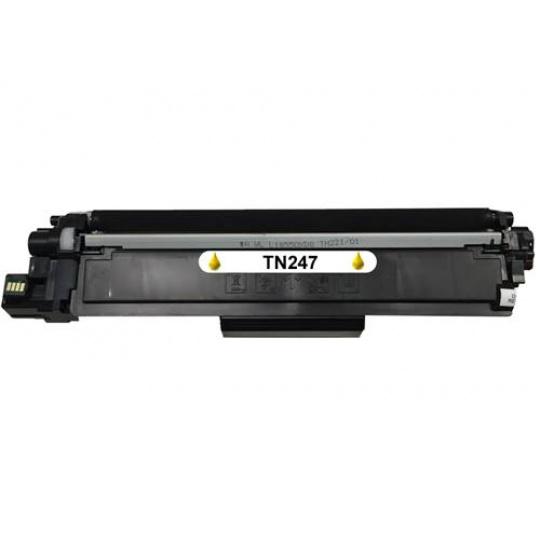 Brother TN-247Y. kompatibilní toner - 2300 stran