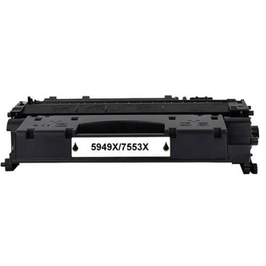 Q5949X (HP 49X), kompatibilni toner - 7000 stran
