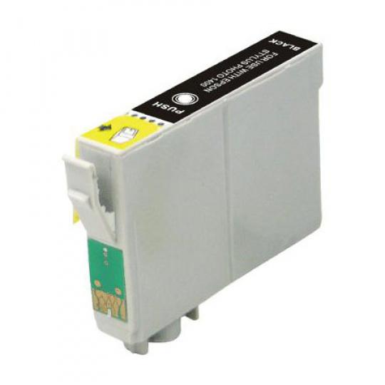Epson T1631, černá 16XL - kompatibilní inkoustová kazeta
