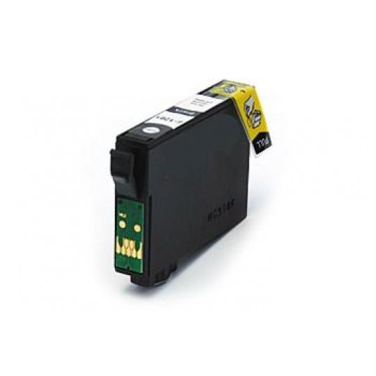 Epson T1281, černá - Kompatibilní inkoustová kazeta