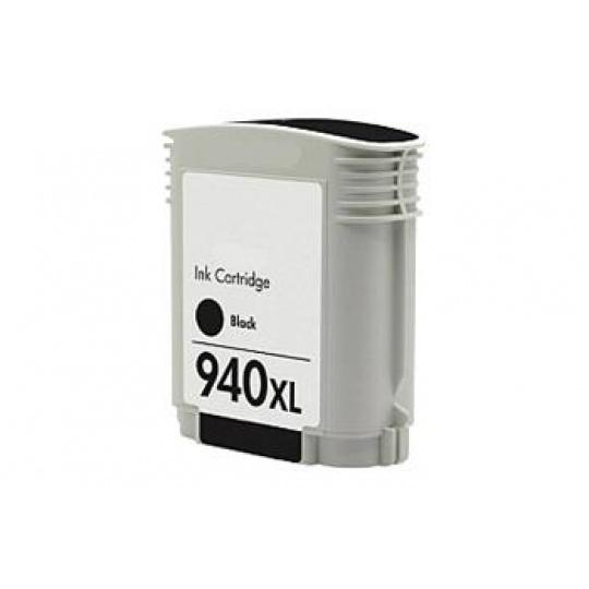 HP 940XL černá - kompatibilní inkoustová kazeta