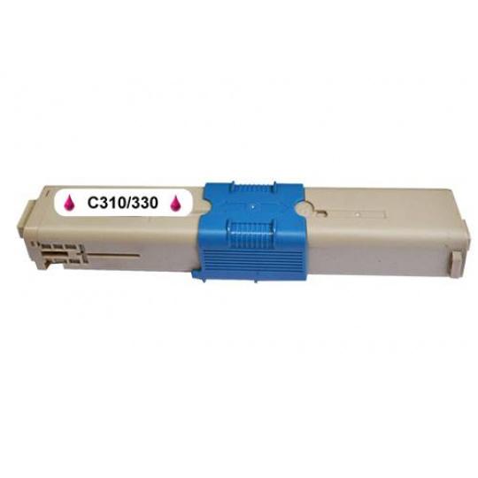 OKI C310/C330/C510/C530, kompatibilní toner - 2000 stran