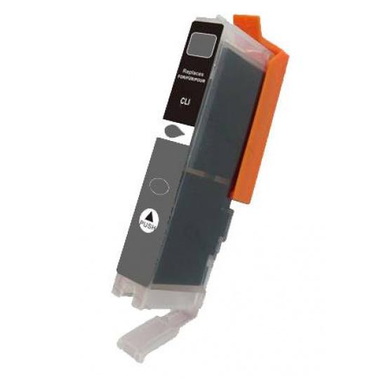 Canon CLI-571GY XL, šedá - kompatibilní inkoustová kazeta