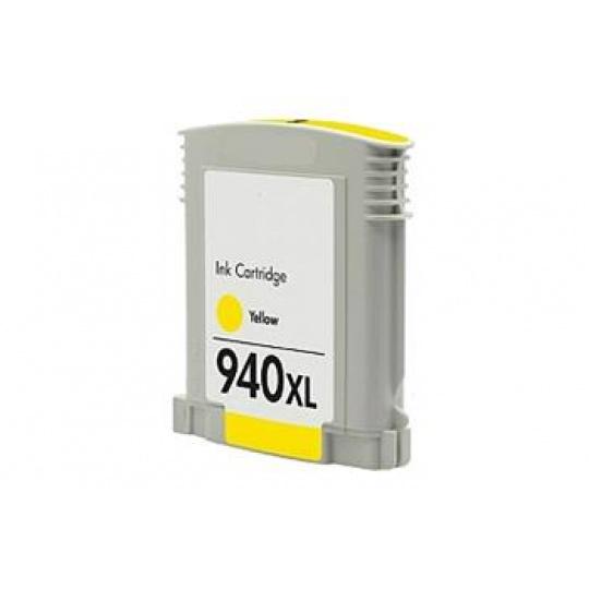 HP 940XL žlutá - kompatibilní inkoustová kazeta