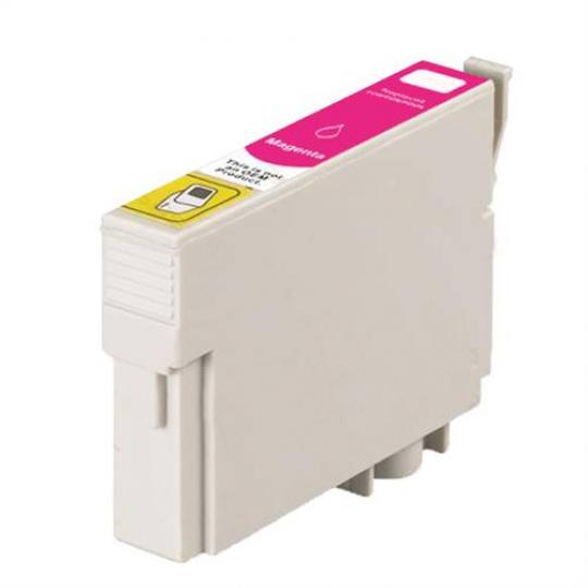 Epson T0613  purpurová , kompatibilní inkoustová kazeta