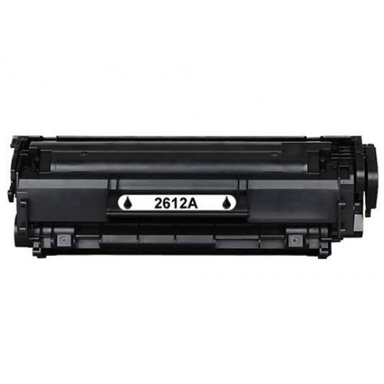 Q2612A / Canon FX-10/Canon 703 (HP 12A) ,  kompatibilni toner  -  2000 stran