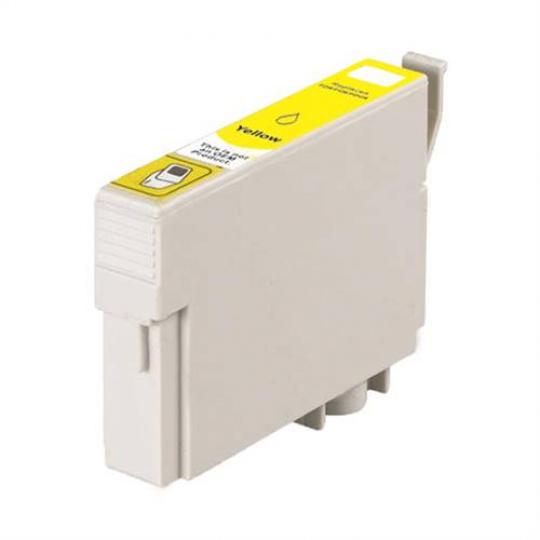 Epson T0614 žlutá , kompatibilní inkoustová kazeta