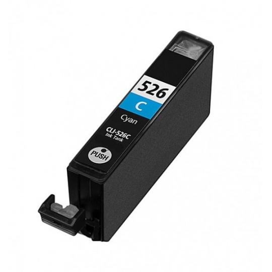 Canon CLI-526C, azurová - kompatibilní inkoustová kazeta - 11ml