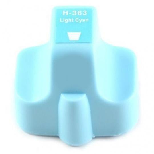 HP 363 XL, světle azurová - kompatibilní inkoustová kazeta