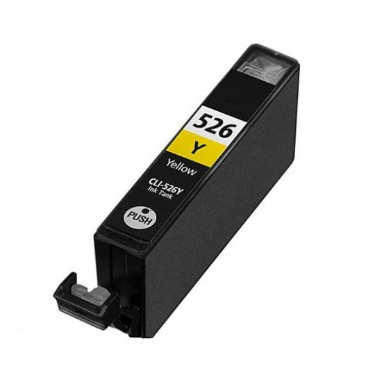 Canon CLI-526Y, žlutá - kompatibilní inkoustová kazeta - 11ml