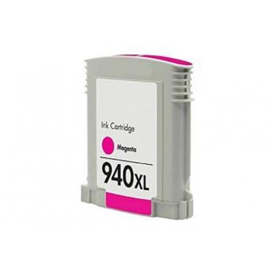 HP 940XL purpurová - kompatibilní inkoustová kazeta