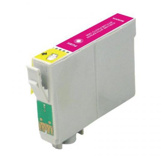 Epson T1633, purpurová 16XL - kompatibilní inkoustová kazeta