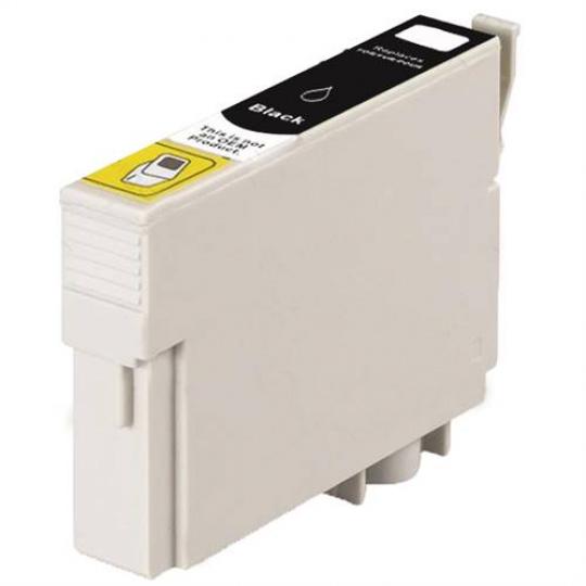 Epson T0611 černá , kompatibilní inkoustová kazeta
