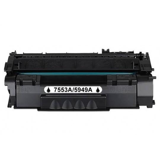 HP Q5949A, černý (HP 49A) - kompatibilní toner
